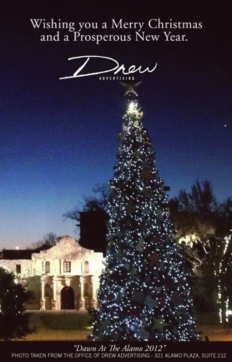 Drew Christmas Card